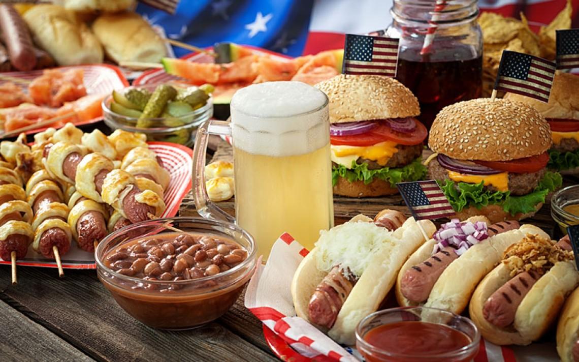 North American cuisine