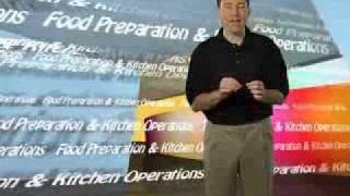 Food Preparation & Kitchen Operations Part 1